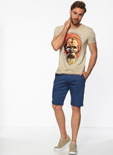Cazador Tişört Camel